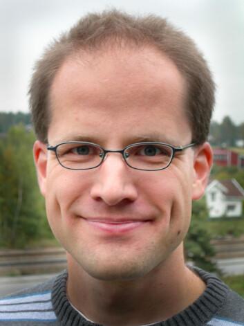 Sebastian Eiter. (Foto: Lars Sandved Dalen / Skog og landskap)