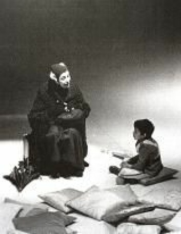 """""""Oppsetning av Lille Eyolf i Iran."""""""