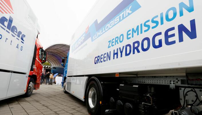 Norge skal satse på hydrogen. Men hva skjer når gassen lekker ut?