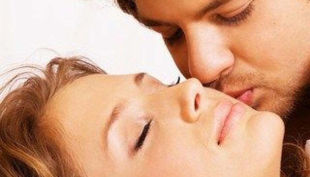Forskere har identifisert et stoff i sæd som kanskje er i stand til å påvirke kvinners hormonelle balanse etter sex. Colourbox