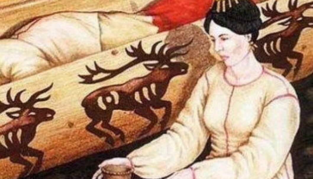 Tatovert prinsesse avslører 2500 år gammel mote