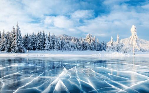 Spør en forsker: Hvorfor drønner det fra isen?
