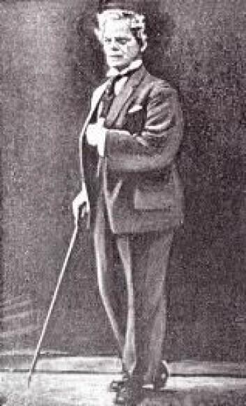 """""""Fra den første oppsetningen av Ibsen i Iran, 1909."""""""
