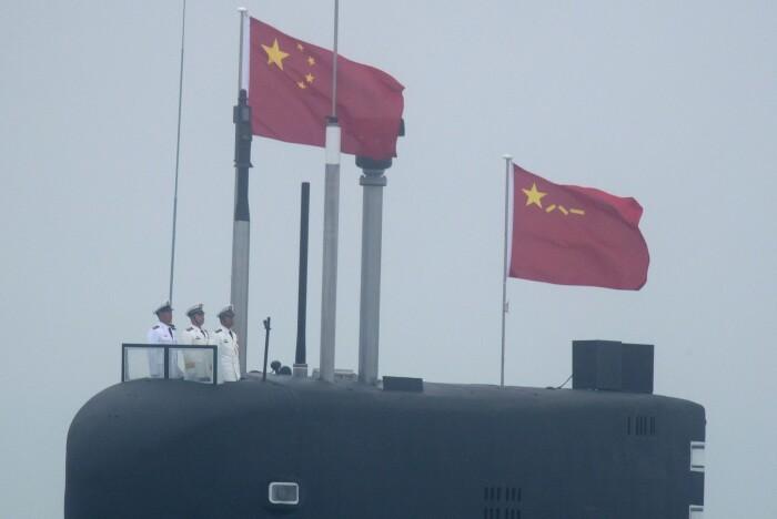 Kina viste i 2019 fram en helt ny klasse atomubåter kalt Lange Marsj 10. Kina har nå syv atomubåter og planlegger å øke dette til 13 innen år 2030.