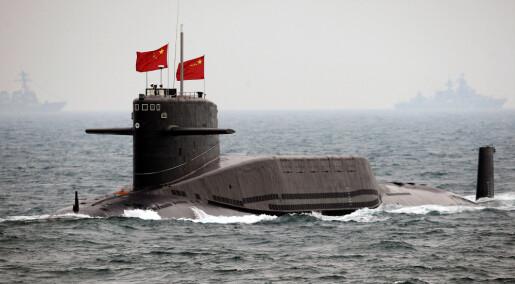 Mannskap på atomubåter sliter psykisk