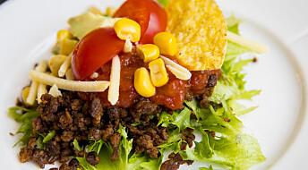 Overvektige gikk ned mer i vekt med plantebasert kosthold