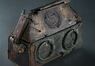 Viking raiders stole this box. But the real surprise is what they did with it.