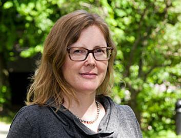 Ellen Rees. (Foto: John Hughes)