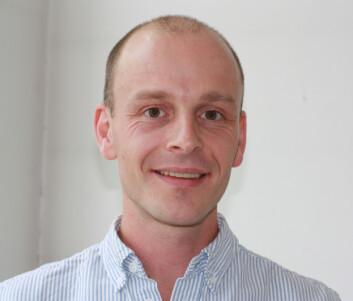 Kenneth Wiik. (Foto: Marte Mesna)