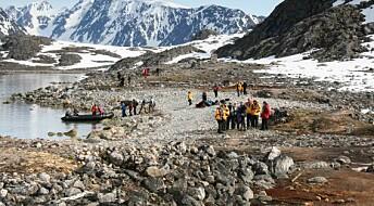 Skader råtesopp og turister kulturminnene på Svalbard og Hardangervidda?