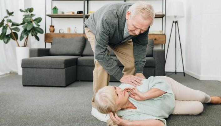 – Eldre har mindre reserver for å møte et traume som hoftebrudd, sier forsker.