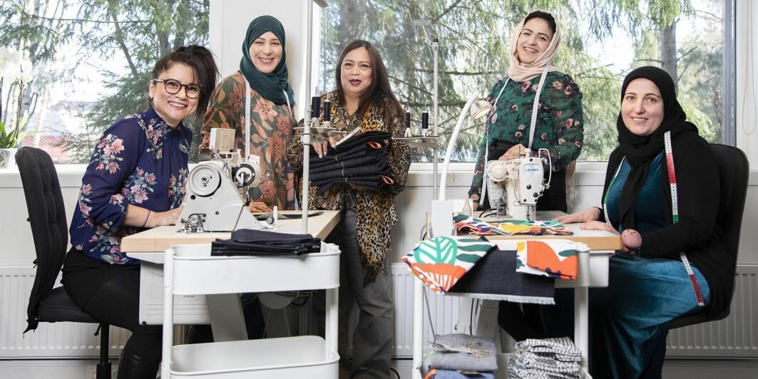 IKEA – Sisters in Business, er en systue for kvinner med innvandringsbakgrunn.