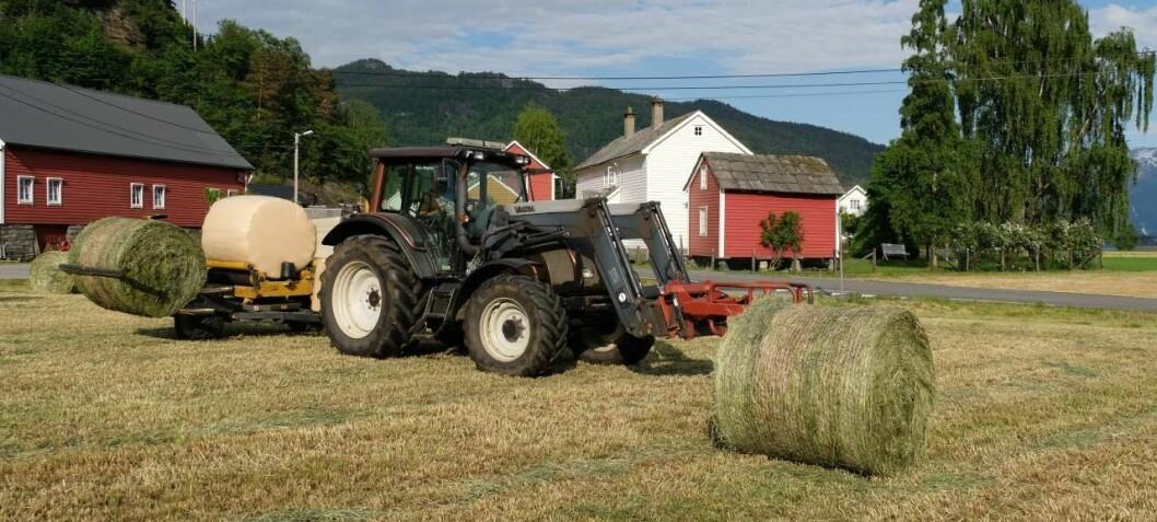 Sju sider ved eit norsk landbruk i endring