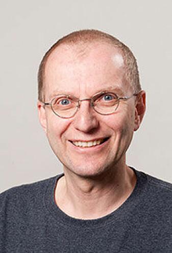 Svein-Erik Hamran har ledet utvikling av et av instrumentene som skal brukes til forskning på Mars.