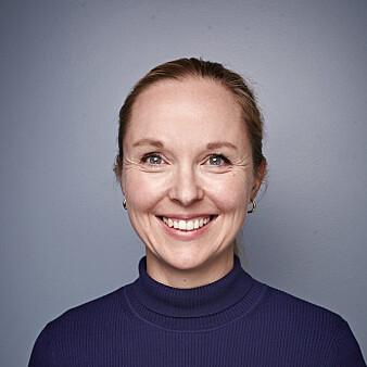 Lisa Aarhus er arbeidsmedisiner. Hun er ikke overrasket over at det har blitt mindre støy i arbeidslivet.