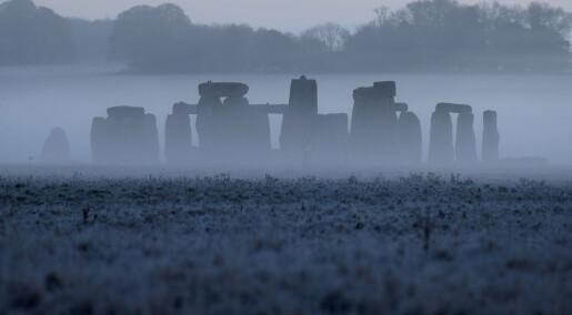Stonehenge kan ha blitt flyttet fra et helt annet sted i Storbritannia