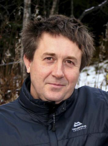 Professor Ivar Folstad. (Foto: Randi M. Solhaug)