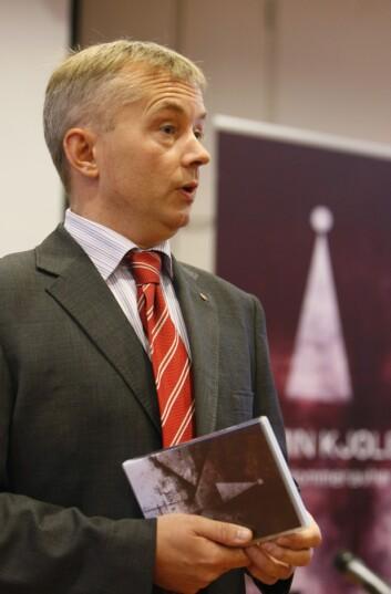 Knut Storberget (Foto: Scanpix)
