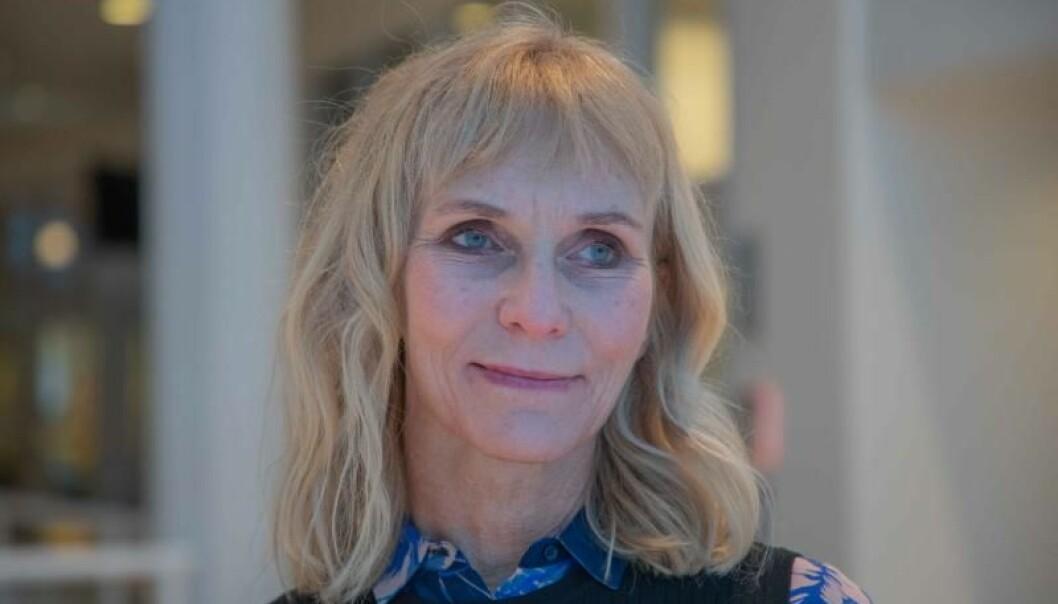 - Jeg tror absolutt man kan være forelsket etter 40 år sammen, sier Catharina Elisabeth Arfwedson Wang.