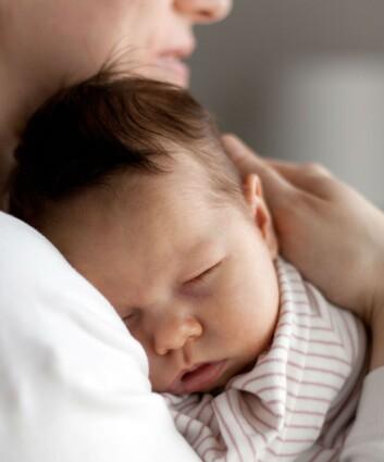 Helsegevinstene ved avrusning i svangerskapet er store, men mødrene sliter med foreldrerollen, viser ny studie. (Foto: Colourbox)