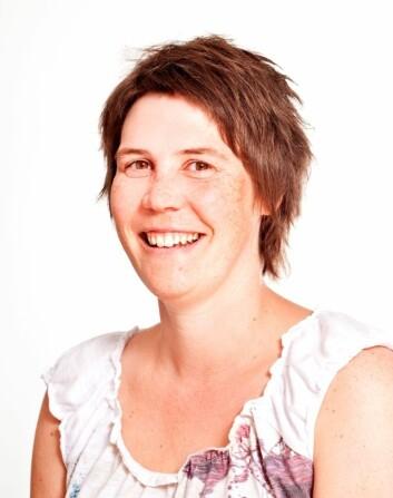 Kari Kjestveit er forsker på IRIS. (Foto: Elisabeth Tønnessen)