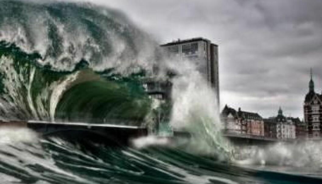 - Flytt København vekk fra havet