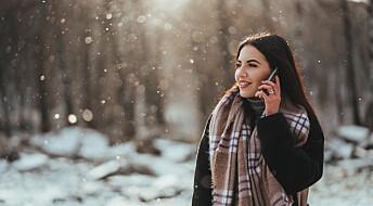 Blir du mer sliten av å være ute når det er skikkelig kaldt − selv om du ikke gjør noe slitsomt?