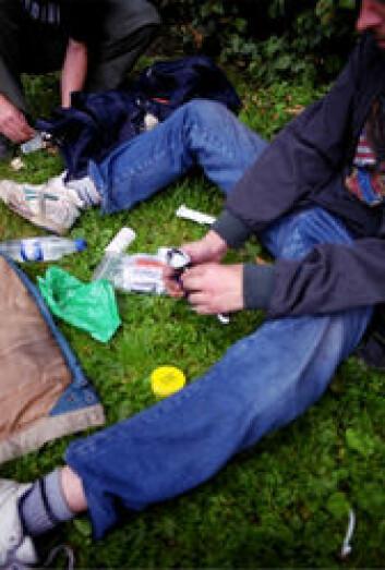 Innvandrerne forklarer eget rusmiddelmisbruk med å vise til krigserfaringer, flukt, isolasjon og opplevd diskriminering i det norske samfunn. (Illustrasjonsfoto: Sirus/Nye bilder)