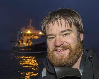 – Med dette kunnskapshullet er det farlig å øke olje- og gassaktivitet og skipstrafikk i disse havområdene, mener forsker Evert Mul.