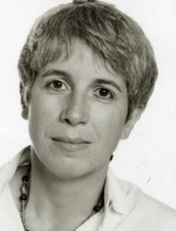 Gudrun Krämer er professor ved Freie Universität Berlin. Foto: FUB