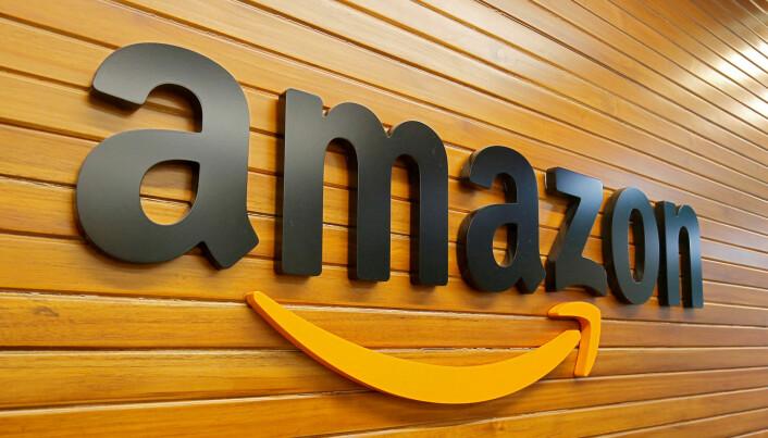 Det jobber mer enn en million mennesker i selskapet Amazon.