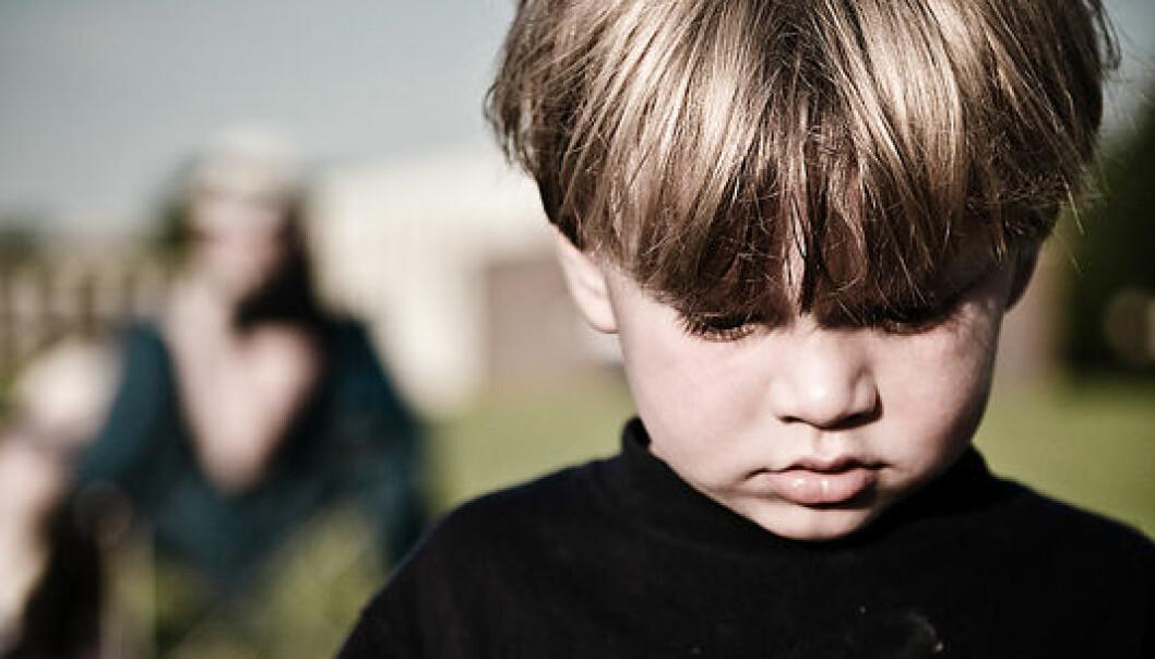 Halvparten av fosterbarn har psykiske lidelser