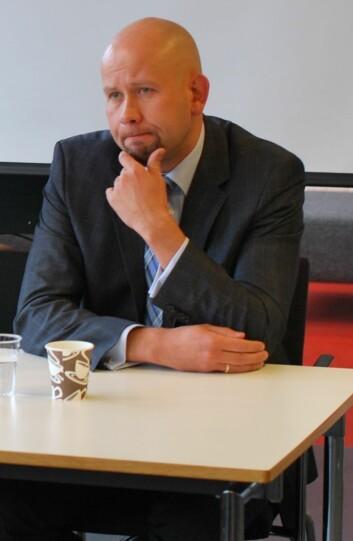Tord Lien (Foto: Hanne Østli Jakobsen)