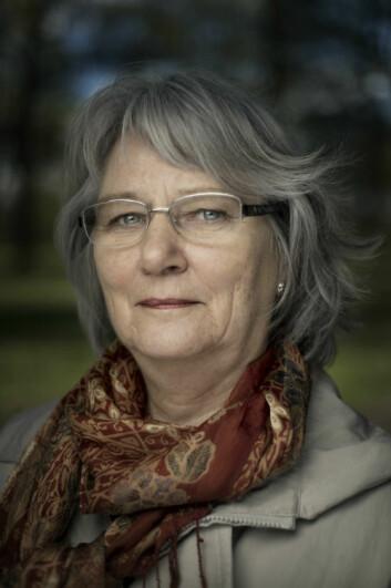 Liv Mette Gulbrandsen. (Foto: Benjamin A. Ward/HiOA)