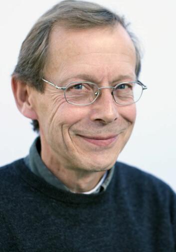 Knut H. Alfsen er forskningsdirektør ved CICERO Senter for klimaforskning. (Foto: CICERO)