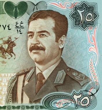 Autoritære ledere som Saddam Hussein settes i sammenheng med sekularisme og en ikke-religiøs stat. Foto: iStock