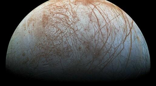 NASA planlegger å utforske ismånen Europa. Hva kommer vi til å finne der?