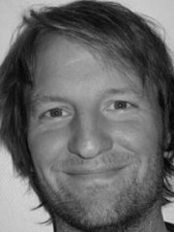 Jostein Riiser Kristiansen. (Foto: Universitetet i Oslo)