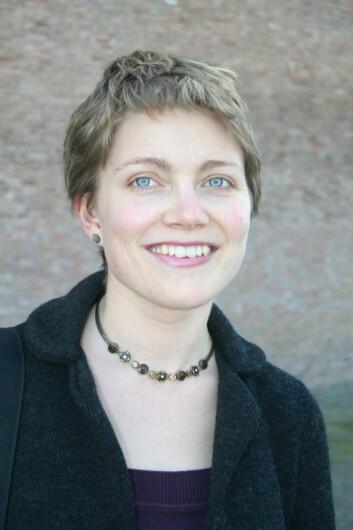 Heidi Østbø Haugen. (Foto: UiO)