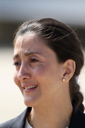 Den colomianske topp-politikeren Ingrid Betancourt ble kidnappet av FARC og holdt i 6 år før hun ble sluppet fri i 2008. (Foto: www.colourbox.com)