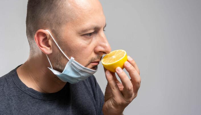 Mange mister luktesansen etter covid-19. Noen har gått nesten et år uten å få den tilbake