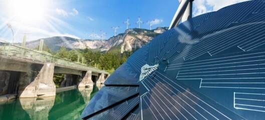 Forskere i nytt opprop: Verden kan bli kvitt fossile energikilder omkring 2035
