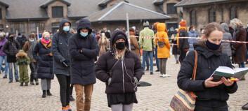 Koronaovervåking: – Alles øyne er rettet mot Danmark