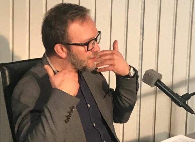 Professor Marius Timmann Mjaaland er opptatt av etiske spørsmål ved organdonasjon.