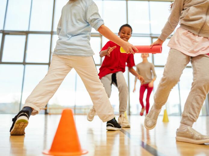 Kroppslig læring = kroppsøvingsfaget!