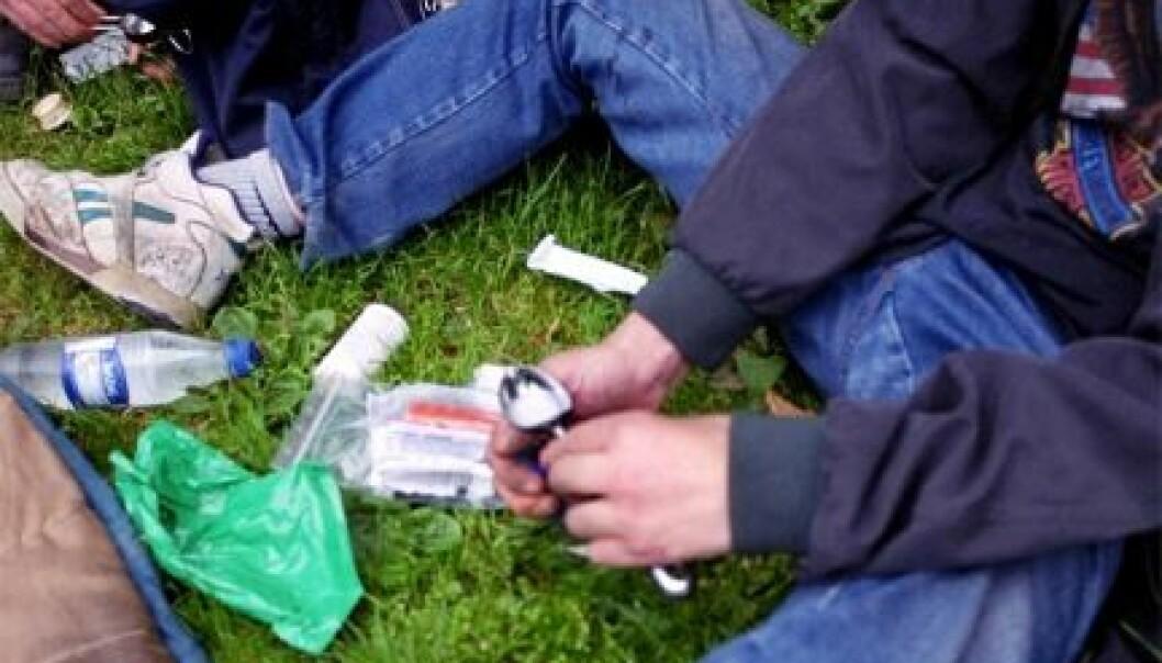 Økt heroinforbruk per bruker