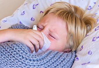 Barn i Norge brukte mye mindre antibiotika under koronaen