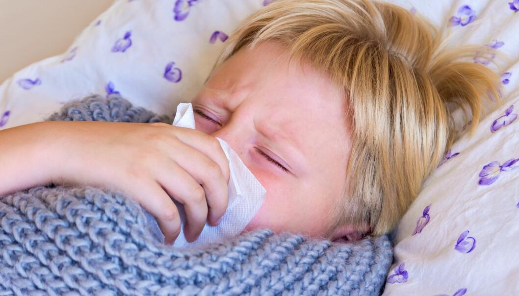 Det ble solgt mindre antibiotika i 2020 enn i 2019. Det var stor forskjell på hvor mye antibiotika barn brukte de to årene.