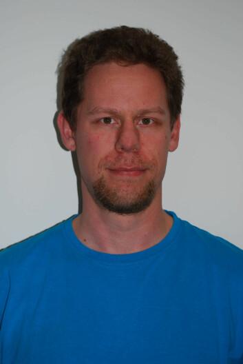 Mats A. Heide er forsker med produktdesign og industridesign som spesialområde. (Foto: Sintef)