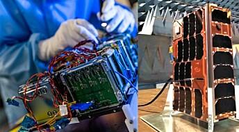 Norsk instrument som skal måle romvær reiser snart opp med en bitteliten nederlandsk satelitt